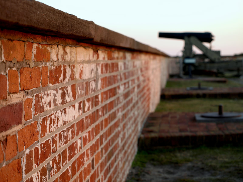 Fort Macon, North Carolina